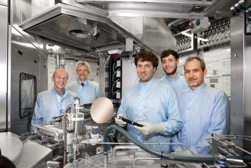 Scientists construct the first germanium-tin semiconductor laser for silicon chips