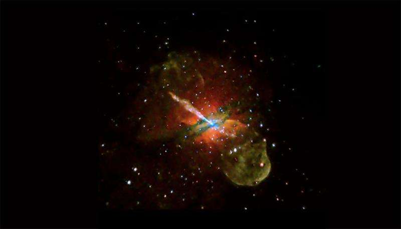 Scientists one step closer to mimicking gamma-ray bursts