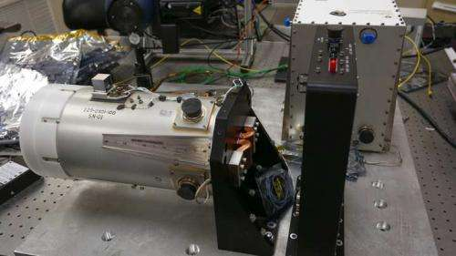 Scientists ship instrument that will expand view of global lightning
