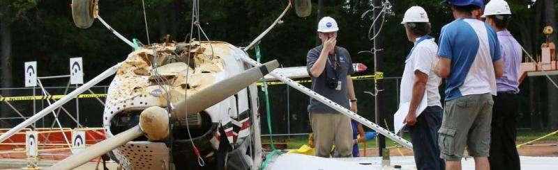 Second crash test harvests valuable data to improve emergency response