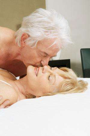 Senior citizens increasingly satisfied with their sex lives