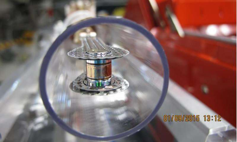 Shaping fuel compression boosts NIF yield