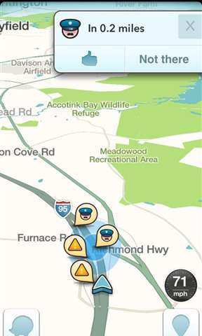 Sheriffs expand concerns about Waze mobile traffic app