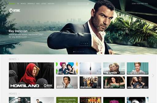 Showtime trims price to $9 in deal for Hulu subscribers