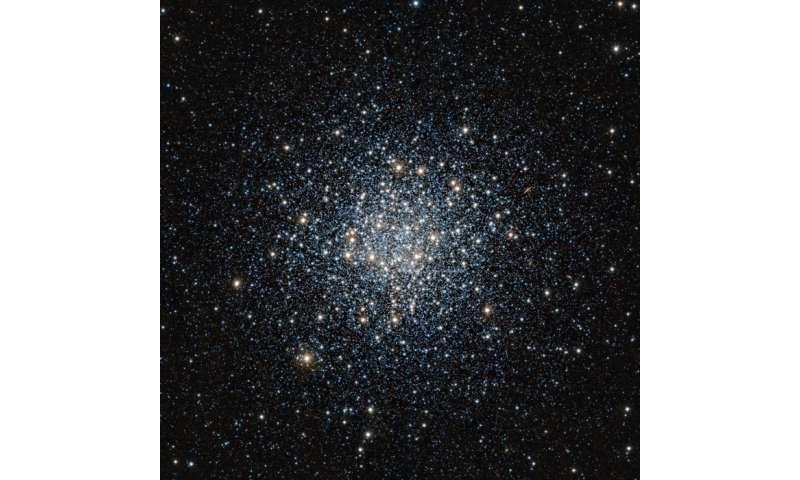 Ski or jump? How neutron star kicks can break up clusters