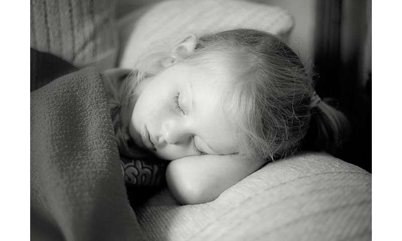 Sleep quality influences the cognitive performance of autistic and neurotypical children