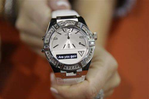 Smart and pretty: Fashion designers spruce up smartwatches