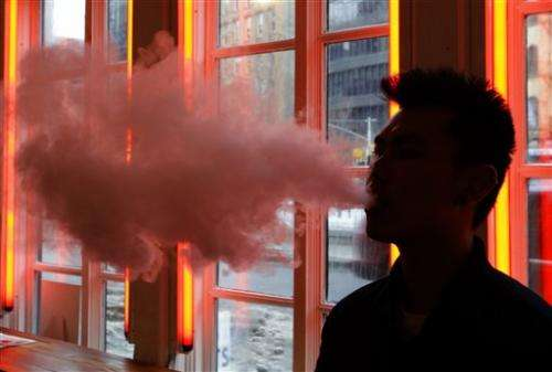 Smokers may tap into multiple sources for nicotine