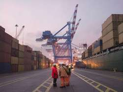Software to help SMEs operate effectively in the global logistics sector