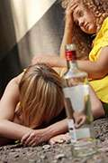 Some sobering stats on kids and drinking