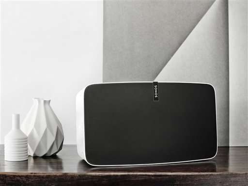 Sonos software upgrade allows speakers to tune to your room