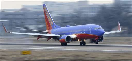 Southwest operations appear on track after day of delays