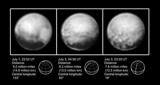 Spacecraft closing in on Pluto hits speed bump, but recovers