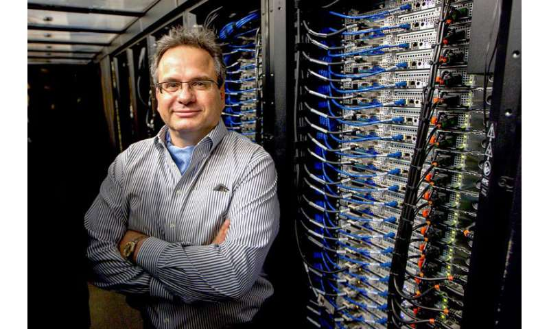 Stanford engineers team up with U.S. Army to set computational record