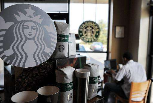 Starbucks was once seen by the music industry as a great hope for selling CDs, with a selection offered on racks as customers wa