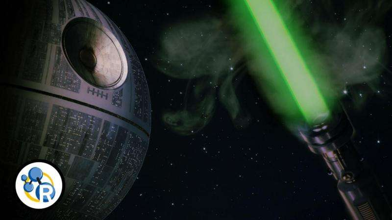Star Wars science: Lightsabers, lasers and force fields (video)