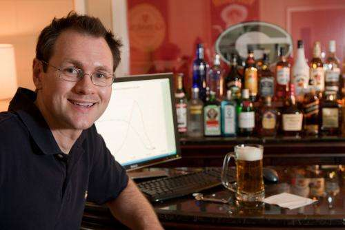 Stress increases motivation, amount spent for alcohol, UGA research finds