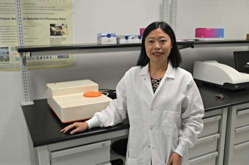 Studies find $1 test using gold nanoparticles outperforms PSA screen for prostate cancer
