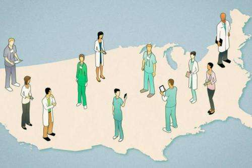 Study finds the demand for positions strongly influences medical residents' salaries