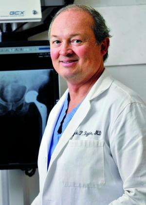 Study: Hip replacement an excellent option to relieve pain in juvenile arthritis patients
