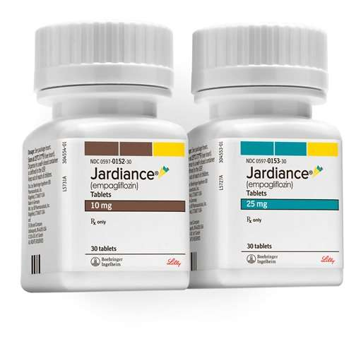 Study: Type 2 diabetes pill Jardiance cuts risk of death