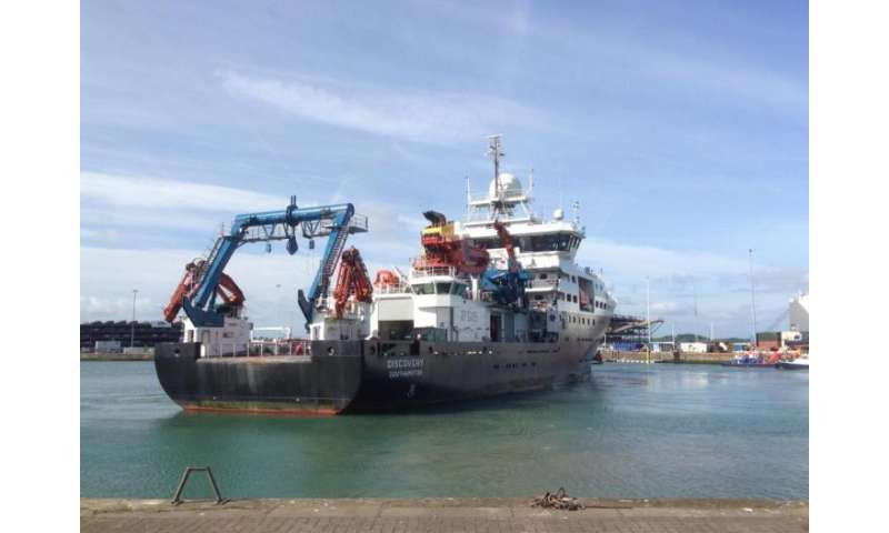 Subtropical expedition will help forecast UK weather