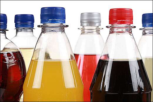 Sugary drinks boost risk factors for heart disease, study shows