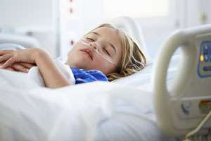 Superbug infection greatest increase in children ages 1-5