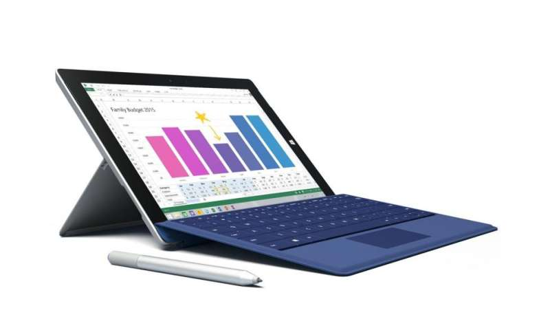 Review: Microsoft Surface 3 LTE tablet acts as laptop