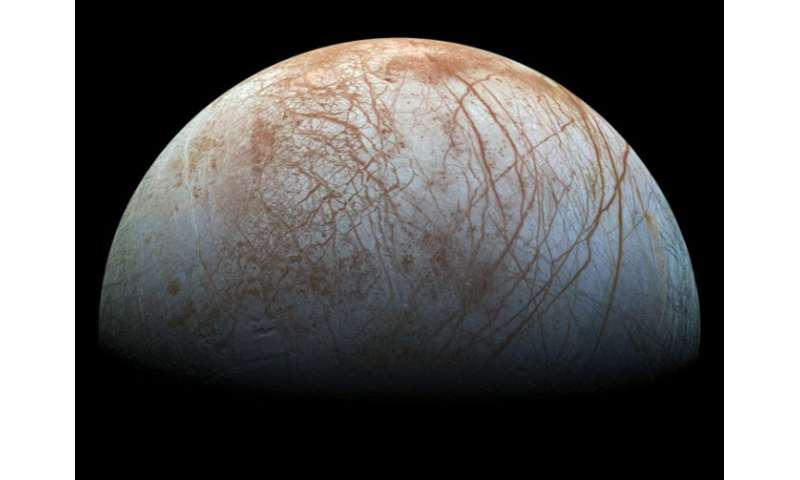 SUrface Dust Mass Analyzer selected for Europa mission