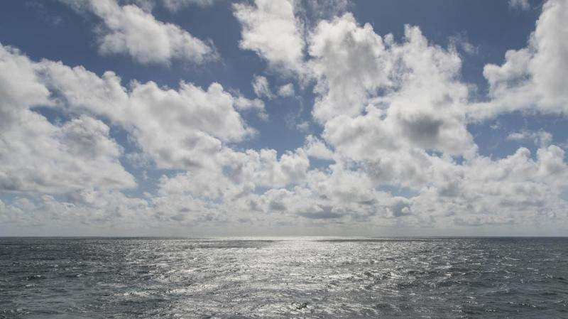 Surface of the oceans affects climate more than thought