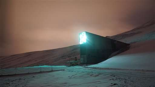 Syrian Seeds Withdrawn From Arctic Doomsday Vault