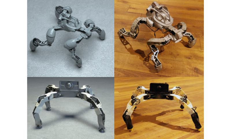 System helps novices design 3-D-printable robotic creatures