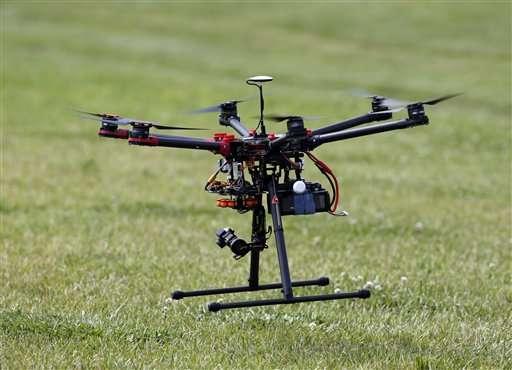 Task force wants even smaller drones registered