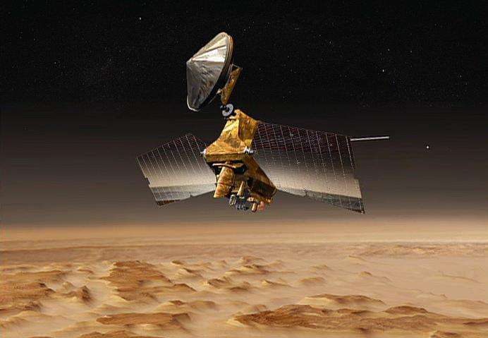 Team returning Mars Reconnaissance Orbiter to duty after computer swap