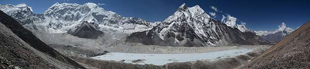 Team to analyze the risk to Sherpa communities of glacial lake bursting