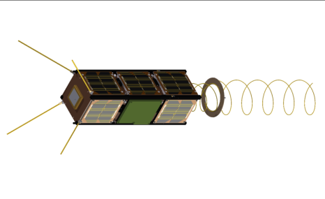 Technology-testing CubeSat hitchhiker on today's HTV launch