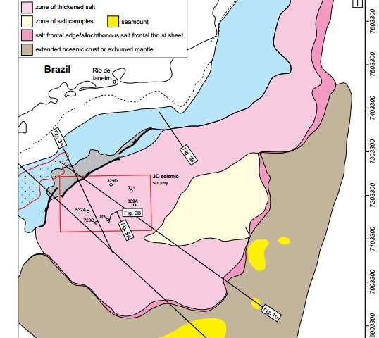The Albian Gap, salt rock, and a heated debate