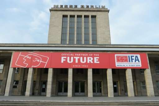 The annual IFA show in Berlin, which began as an exhibition on the new medium of radio 90 years ago, has developed into a massiv
