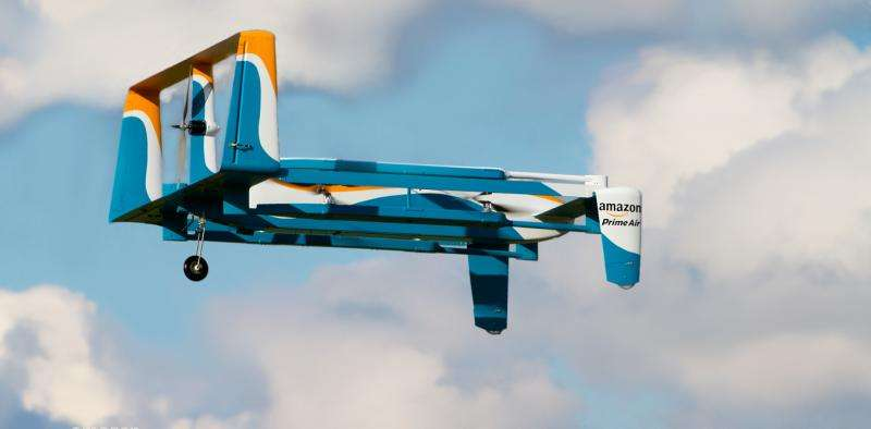 The design decisions behind Amazon's strange-looking delivery drone