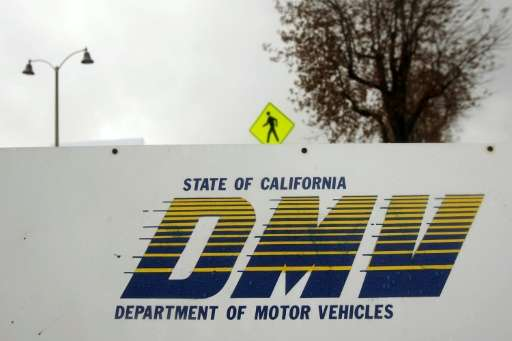 The DMV's responsibilities include developing regulations for safe operation of self-driving vehicles which includes meeting wit