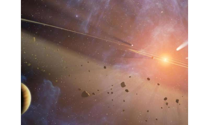 The feasibility of deflecting asteroids