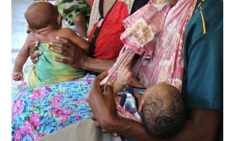 The heart of the matter for Indigenous mothers