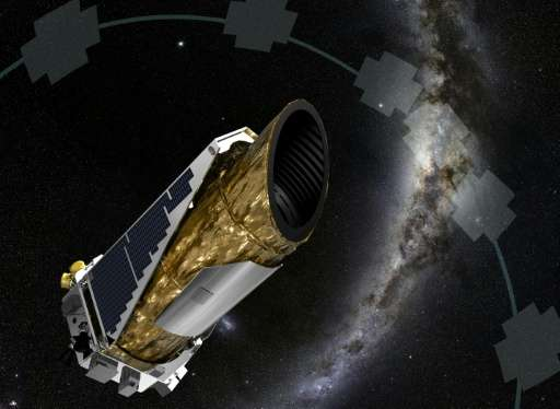 The Kepler space telescope's planet-hunting mission was launched in 2009 but lost its key orientation abilities in 2013