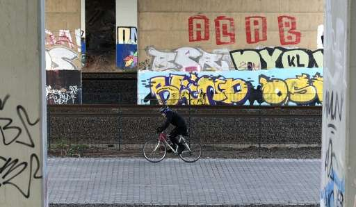 The new velo routes are a luxury upgrade from the ageing single-lane bike paths common in many German cities