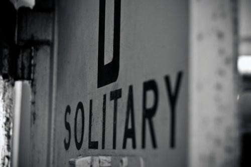 The problem with solitary confinement