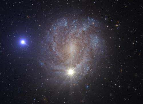 Thermonuclear supernova ejects galaxy's fastest star