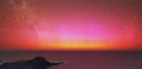 The southern lights in Indigenous oral traditions