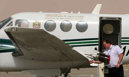 The UAE's National Centre of Meteorology and Seismology (NCMS) runs the so-called cloud seeding programme, and its Abu Dhabi-bas
