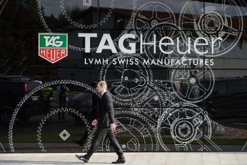 The watch, which aims to combine Swiss watchmaking know-how with high-end technology, is expected to hit stores by the end of th